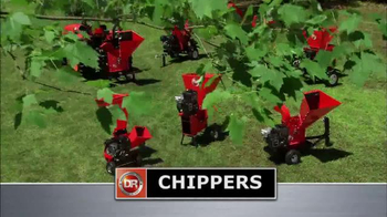 DR Power Equipment Chippers TV Spot, 'Low Price' - Thumbnail 3