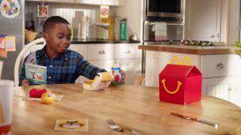 McDonald's Happy Meal TV Spot, 'The Books You Love' - Thumbnail 2