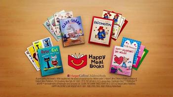 McDonald's Happy Meal TV Spot, 'The Books You Love' - Thumbnail 5