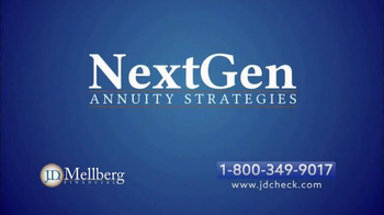 J.D. Mellberg NextGen Annuity Strategies TV Spot, 'Reliable Income' - Thumbnail 2