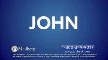 J.D. Mellberg NextGen Annuity Strategies TV Spot, 'Reliable Income' - Thumbnail 4