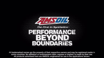 Amsoil Synthetic Lubricants TV Spot, 'To the Limit' - Thumbnail 5