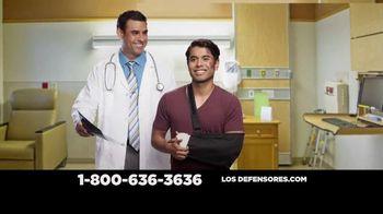 Los Defensores TV Spot, 'Accidente caminando' [Spanish] - 32 commercial airings