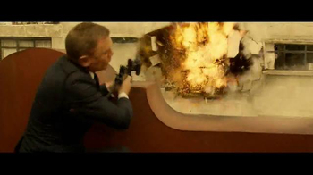 Spectre Home Entertainment TV Spot - Thumbnail 1