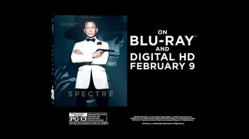 Spectre Home Entertainment TV Spot - Thumbnail 8