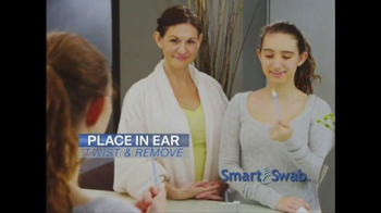Smart Swab TV Spot, 'Clean Your Ears' - Thumbnail 3