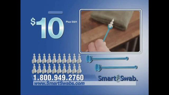 Smart Swab TV Spot, 'Clean Your Ears' - Thumbnail 8