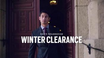 Men's Wearhouse Winter Clearance TV Spot, 'Savings in Season' - Thumbnail 2