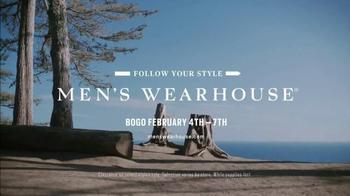 Men's Wearhouse Winter Clearance TV Spot, 'Savings in Season' - Thumbnail 7