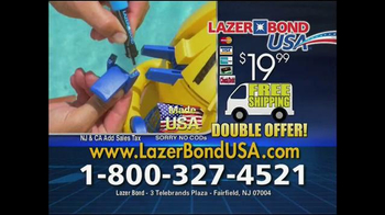 Lazer Bond USA TV Spot, 'Liquid Plastic' - Thumbnail 10