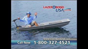 Lazer Bond USA TV Spot, 'Liquid Plastic' - Thumbnail 7