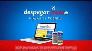 Despegar.com TV Spot, 'Viaja con descuentos' [Spanish] - Thumbnail 8