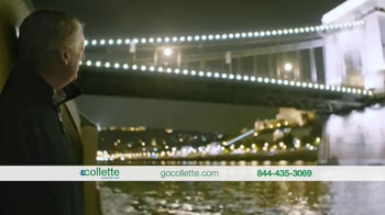 Collette Vacations TV Spot, 'Come Away With Me' - Thumbnail 1