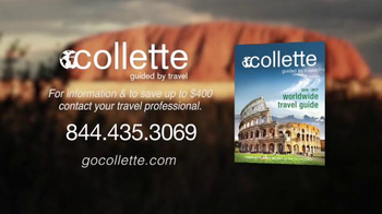 Collette Vacations TV Spot, 'Come Away With Me' - Thumbnail 10