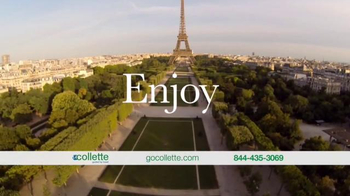 Collette Vacations TV Spot, 'Come Away With Me' - Thumbnail 2