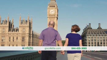 Collette Vacations TV Spot, 'Come Away With Me' - Thumbnail 3