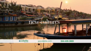 Collette Vacations TV Spot, 'Come Away With Me' - Thumbnail 5