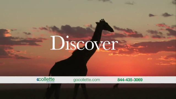 Collette Vacations TV Spot, 'Come Away With Me' - Thumbnail 6