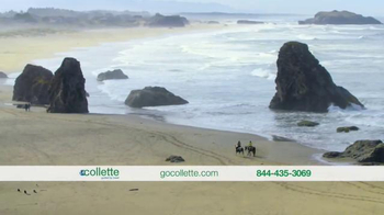 Collette Vacations TV Spot, 'Come Away With Me'