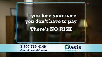 Oasis Legal Finance TV Spot, 'Lifeline' - Thumbnail 9