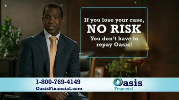 Oasis Legal Finance TV Spot, 'Lifeline'