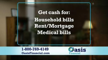 Oasis Legal Finance TV Spot, 'Lifeline' - Thumbnail 6