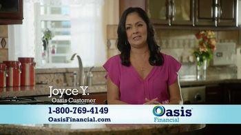 Oasis Legal Finance TV Spot, 'Lifeline' - Thumbnail 7
