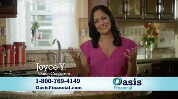 Oasis Legal Finance TV Spot, 'Lifeline' - Thumbnail 8