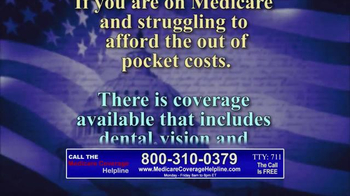 Medicare Coverage Helpline TV Spot, 'Medicare Beneficiaries' - Thumbnail 2