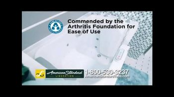 American Standard Liberation Walk-In Bathtub TV Spot, 'Ease of Use' - Thumbnail 8