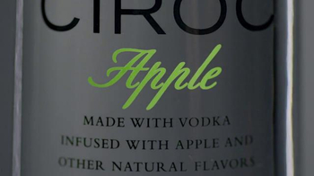 CIROC Apple TV Spot, 'Introducing CIROC Apple' Song by Al Green