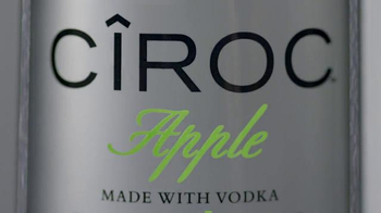 CÎROC Apple TV Spot, 'Introducing CIROC Apple' Song by Al Green - Thumbnail 9