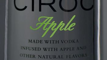 CÎROC Apple TV Spot, 'Introducing CIROC Apple' Song by Al Green