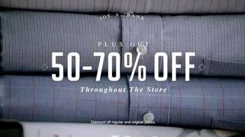 JoS. A. Bank Super Saturday Sale TV Spot, 'Suits, Sportcoats and Blazers' - Thumbnail 4