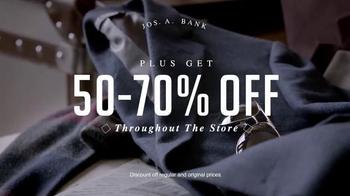 JoS. A. Bank Super Saturday Sale TV Spot, 'Suits, Sportcoats and Blazers' - Thumbnail 5