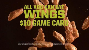 Dave and Buster's TV Spot, 'Big Game Offer' - Thumbnail 2