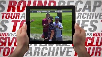 PGA Tour Live TV Spot, 'Be There' - Thumbnail 3