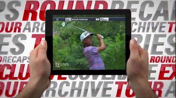 PGA Tour Live TV Spot, 'Be There' - Thumbnail 4