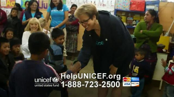 UNICEF/TAP Project TV Spot, 'When We Do Our Part' - Thumbnail 4
