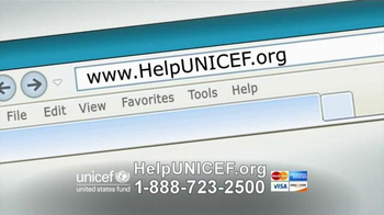 UNICEF/TAP Project TV Spot, 'When We Do Our Part' - Thumbnail 6