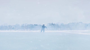 Labatt Blue TV Spot, 'Bear Pond Hockey' Song by Timmy Trumpet & Savage