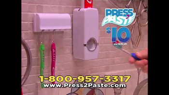 Press2Paste TV Spot, 'Hands Free' - Thumbnail 6