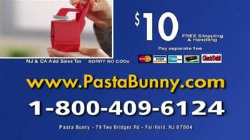 Pasta Bunny TV Spot, 'Clip and Strain' - Thumbnail 7