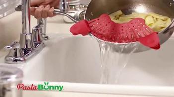 Pasta Bunny TV Spot, 'Clip and Strain' - Thumbnail 2