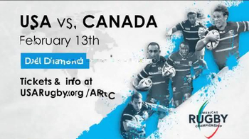 USA Rugby TV Spot, 'Americas Rugby Championship' - Thumbnail 1