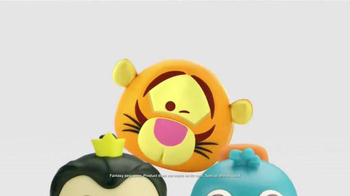 Disney Tsum Tsum TV Spot, 'Stack' - Thumbnail 7