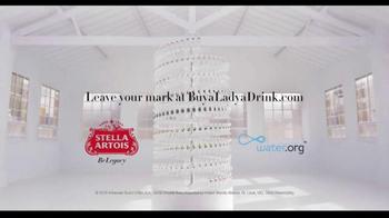 Stella Artois TV Spot, 'Water Leaves a Mark' - Thumbnail 6