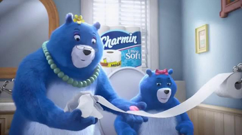 Charmin Ultra Soft TV Spot, 'Potty Training With Charmin Bears' - 22192 commercial airings