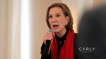CARLY for President TV Spot, 'Why I'm Running for President'