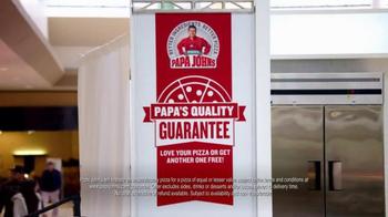 Papa John's TV Spot, 'Make Your Own Pizza' - Thumbnail 5